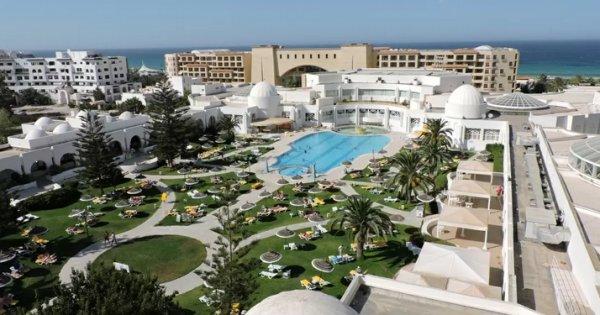 Tunisko: Sousse z Prahy v listopadu na 7 nocí s polopenzí za 10 636 Kč!