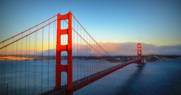 San Francisco z Vídně za 412€