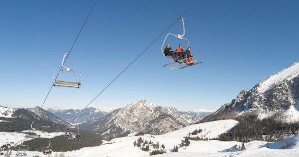 Rakouské Alpy na 8 dní s All inclusive za 2 863 Kč
