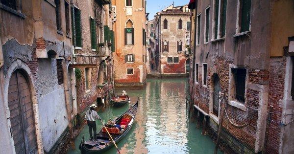 Benátky bez davů v listopadu a prosinci - zpáteční let 1 598 Kč