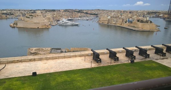 Z Norimberka na Maltu v dubnu za 863 Kč