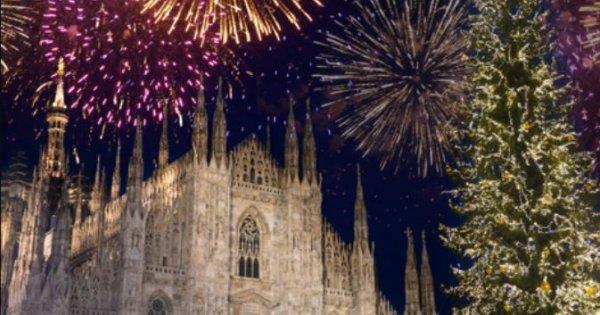 Silvestr v Miláně a 4 dny v severní Itálii autobusem za 3 990 Kč! Sleva 43 %!