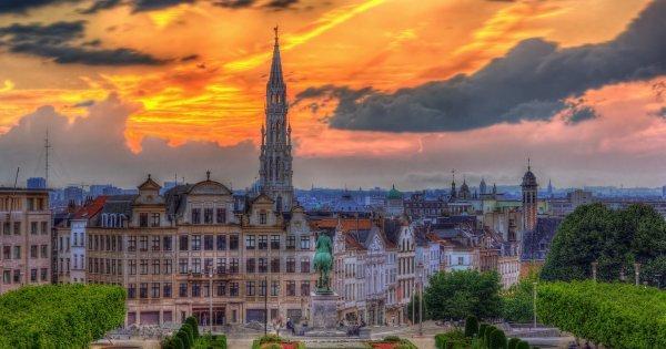 Navštivte v lednu Brusel, zpáteční letenka z Prahy jen za 1 230 Kč
