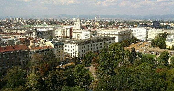Z Bratislavy do Sofie za 500 Kč