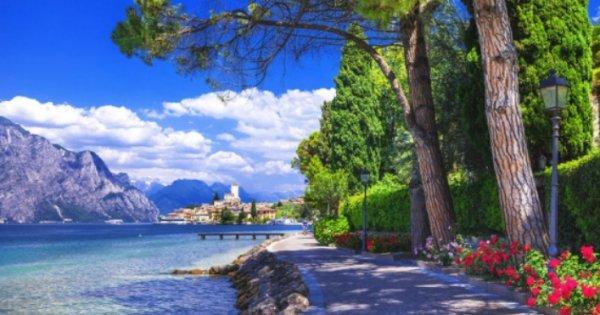 Itálie - Lago di Garda na 4 dny se snídaní pro 2 osoby za 5 990 Kč! Sleva 53 %!