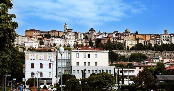 Bergamo z Brna v květnu od 518 Kč/zpáteční letenka!