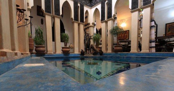 Maroko: Marakéš z Vídně v květnu za 514 Kč/zpáteční letenka!
