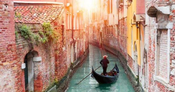 Itálie: Benátky a Verona v říjnu! Poznávací zájezd na 4 dny/ 1 noc se snídaní za 2 490 Kč!