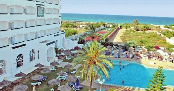 Tunisko: Sousse z Prahy na 11 dní s All inclusive za 7 880 Kč! Sleva 55 %! Odlet již 12. 7. 2019!