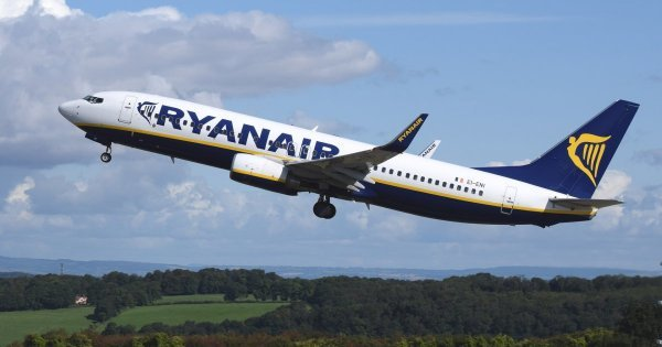 Výprodej u Ryanairu - letenky po Novém roce od 259 Kč!