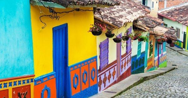 Kolumbie: Bogota z Vídně na podzim od 10 938 Kč/ zpáteční letenka!