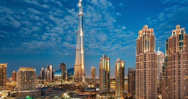 Poznávací zájezd do Emirátů na 6 nocí se snídaní za 11 980 Kč! AKCE SENIOR 50+. Odlet 14. 11.