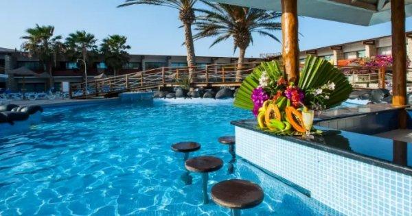 Kapverdské ostrovy z Prahy na 9 dní v luxusním hotelu s All inclusive za 16 290 Kč!