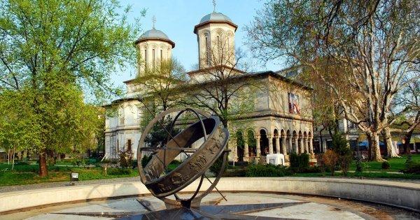 Rumunsko: Bukurešť z Vídně od 514 Kč/ zpáteční letenka!