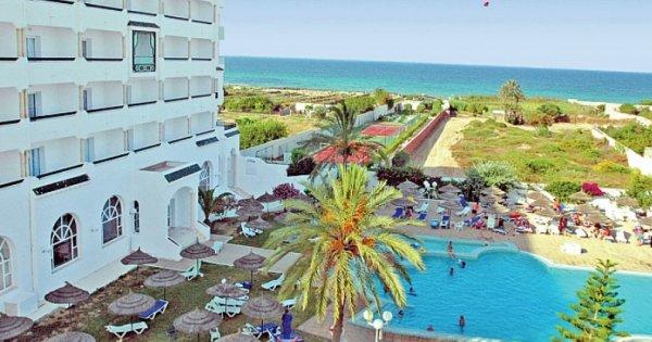 Tunisko: Sousse na 7 nocí z Brna s All inclusive za 8 990 Kč!