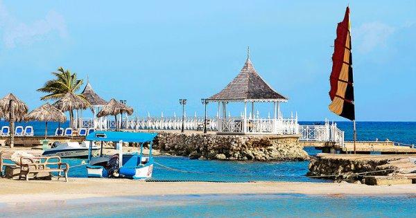 Jamajka z Mnichova na 8 dní s All inclusive za 27 327 Kč