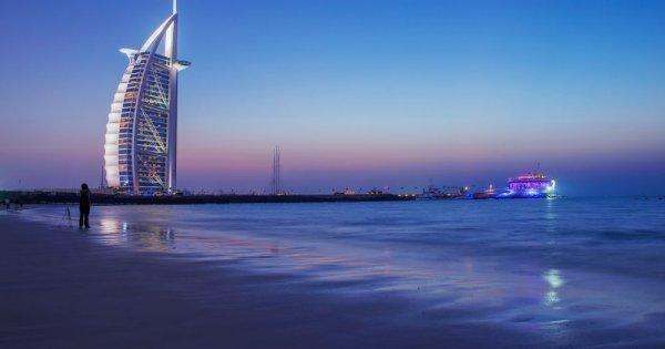 Vánoce v Dubaji, letenky od 7 680 Kč