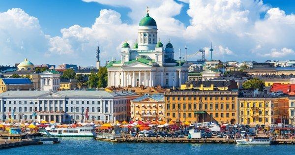 Výhodné letenky na prodloužený víkend v Helsinkách