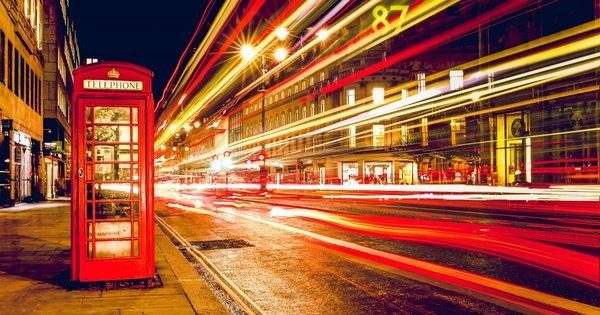 Londýn z Bratislavy v lednu již od 510 Kč/ zpáteční letenka!