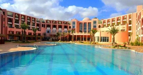 Tunisko: Zarzis z Prahy na 8 dní s All inclusive v luxusním hotelu za 9 990 Kč!