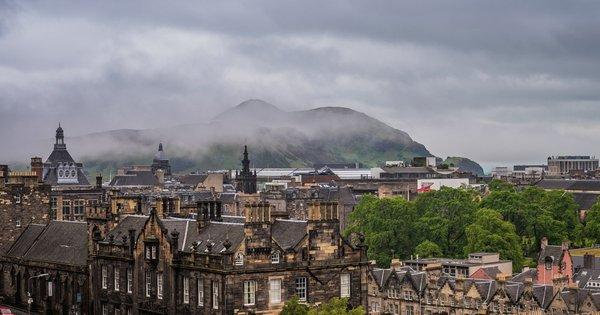 Skotsko: Edinburgh z Prahy v lednu za 978 Kč/ zpáteční letenka!