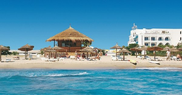 Tunisko: Nabeul z Prahy na 12 dní s polopenzí za 9 990 Kč!