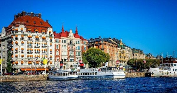 Z Katowic do Stockholmu na jaře za 482 Kč