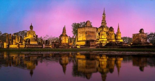 Thajsko: Bangkok z Vídně na 10 dní ve 4* hotelu se snídaní za 17 090 Kč!