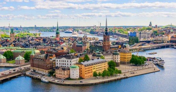 Stockholm z Wroclavi od ledna do března od 470 Kč/zpáteční letenka!