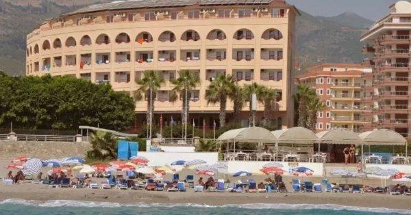Turecko z Prahy na 8 dní s All Inclusive za pouhých 5 262 Kč! Hotel přímo u pláže!