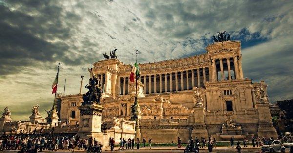 Z Vídně do Říma v květnu již od 525 Kč/zpáteční letenka!
