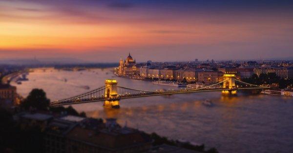 Budapešť z Prahy v červnu za 875 Kč/zpáteční letenka!