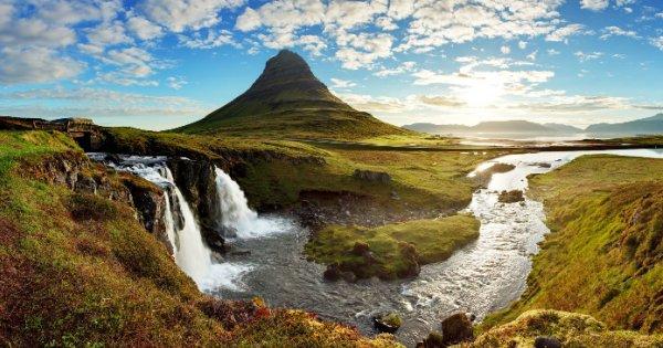 Island z Vídně od 641 Kč/jednosměrná letenka!