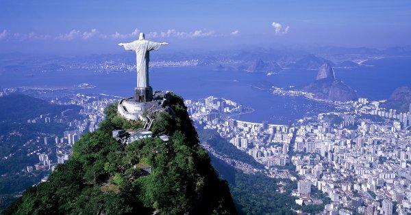 Rio de Janeiro v zimě za 12 562 Kč