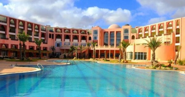 Tunisko: Zarzis z Prahy na 11 dní s All inclusive v luxusním hotelu za 8 990 Kč! Odlet již zítra!