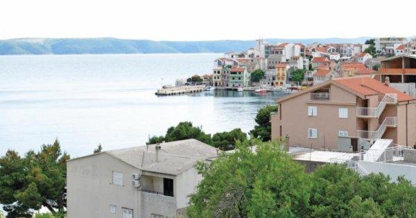 Chorvatsko: Makarská riviéra na 8 dní za 1 245 Kč! Vlastní doprava!