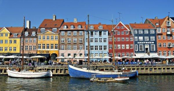Praha - Kodaň - Praha za 96 Euro - termíny leden, únor, březen a duben