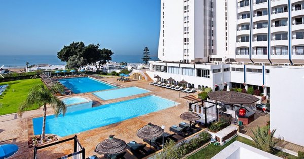 Maroko: Agadir z Prahy v luxusním hotelu v srpnu na 7 nocí s polopenzí za 11 690 Kč! Sleva 50%!