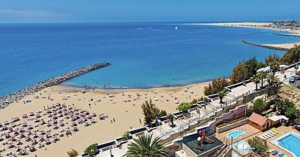 Kanárské ostrovy: Gran Canaria z Prahy na 8 dní s polopenzí za 12 990 Kč! Odlet již zítra!