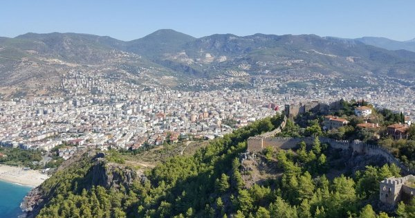 Turecko: Kleopatřina pláž z Prahy v červenci na 8 dní s polopenzí za 10 990 Kč!