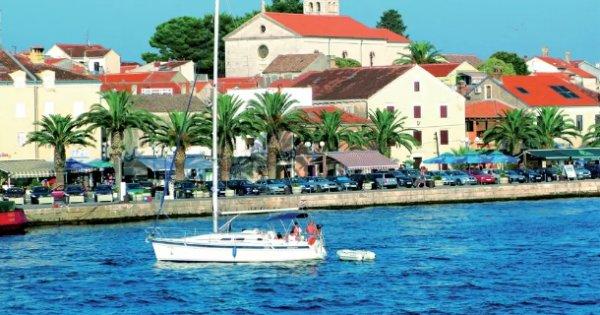 Chorvatsko: Biograd Na Moru - ubytování s výborným hodnocením na 8 dní za 663 Kč!