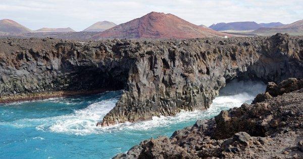 Na Kanárské ostrovy v zimě od 777 Kč!