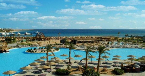 Egypt z Prahy na 8 dní v luxusním 5* hotelu s All inclusive za 9 180 Kč