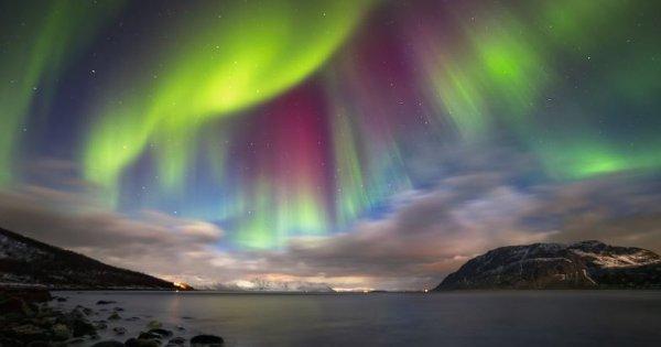 Z Čech na sever Norska do Tromso za polární září od 663 Kč/jeden směr!