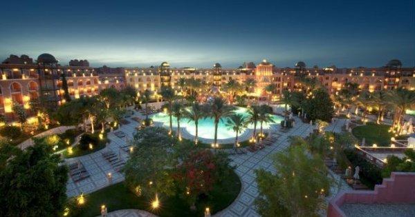 Hurghada z Drážďan na 8 dní v luxusním hotelu s All inclusive za 6 986 Kč