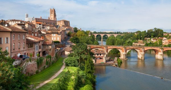 Nové přímé lety z Prahy do francouzského Toulouse!