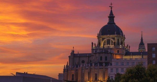 Madrid z Bratislavy v červnu od 1 182 Kč/ zpáteční letenka!