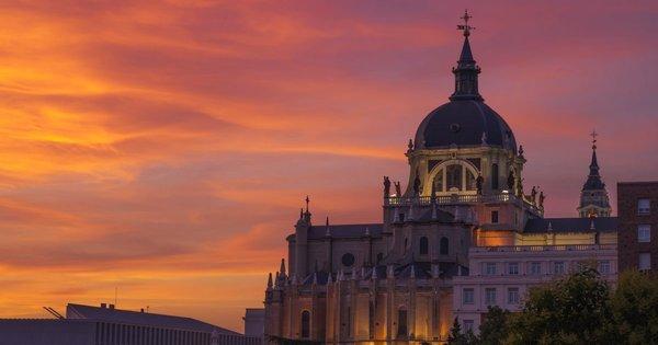 Madrid z Prahy v lednu již od 978 Kč/ zpáteční letenka!