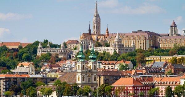 Z Prahy do Budapeště za 678 Kč