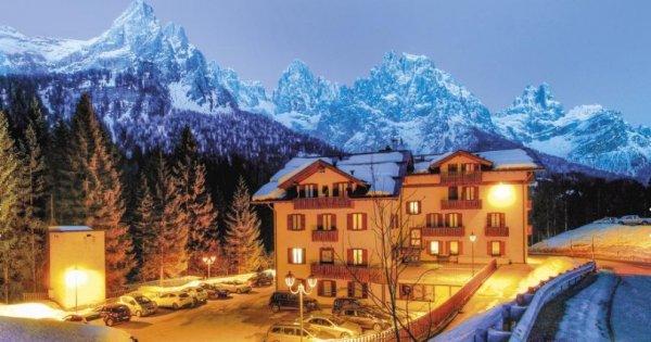 Italské Dolomity na 4 dny s polopenzí za  1990 Kč! Sleva 60 %!